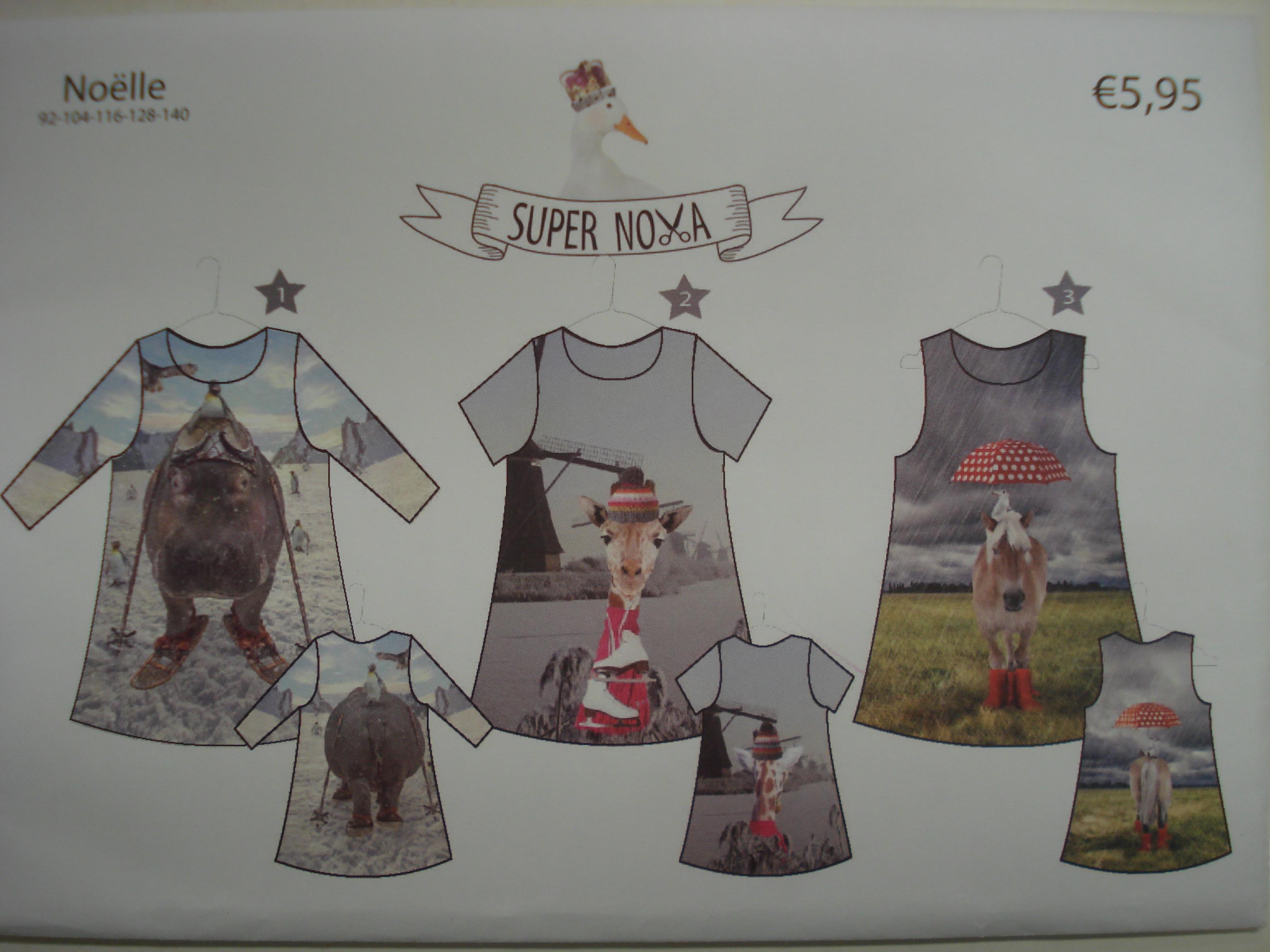 Noelle van Super Nova Patroon