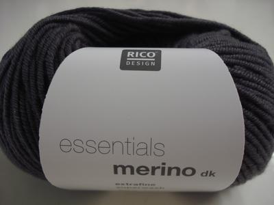 Essentials Merino DK - Leverbaar in 9 kleuren