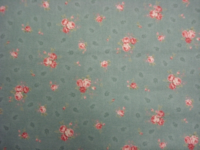Le Cien Floral Collection kleur groen 31022-70