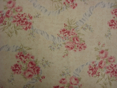 Le Cien Floral Collection kleur ecru 31021-10