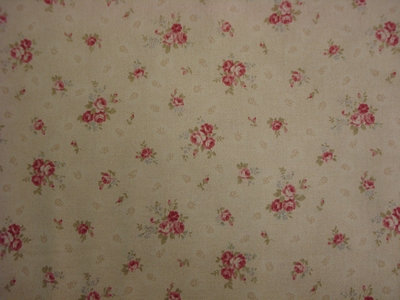 Le Cien Floral Collection kleur ecru 31022-10