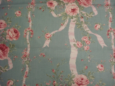 Le Cien Floral Collection kleur groen 31019-70
