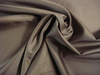 Voering 100% polyester bruin