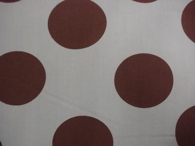 Big Dots blauwgrijs/bruin