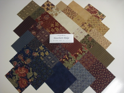 Charm Pack Hawthorn Ridge by Jan Patek Quilts