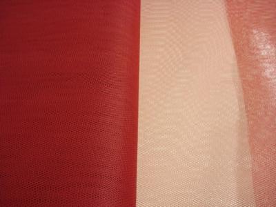 Tule 140 cm breed rood