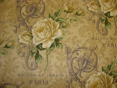 Blue Hill Paris Roses by Paula Scaletta