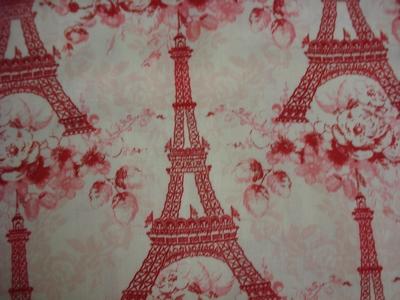 Penelope Toujour Eiffel LH 11054 rood
