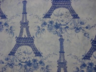 Penelope Toujour Eiffel LH 11054 blauw