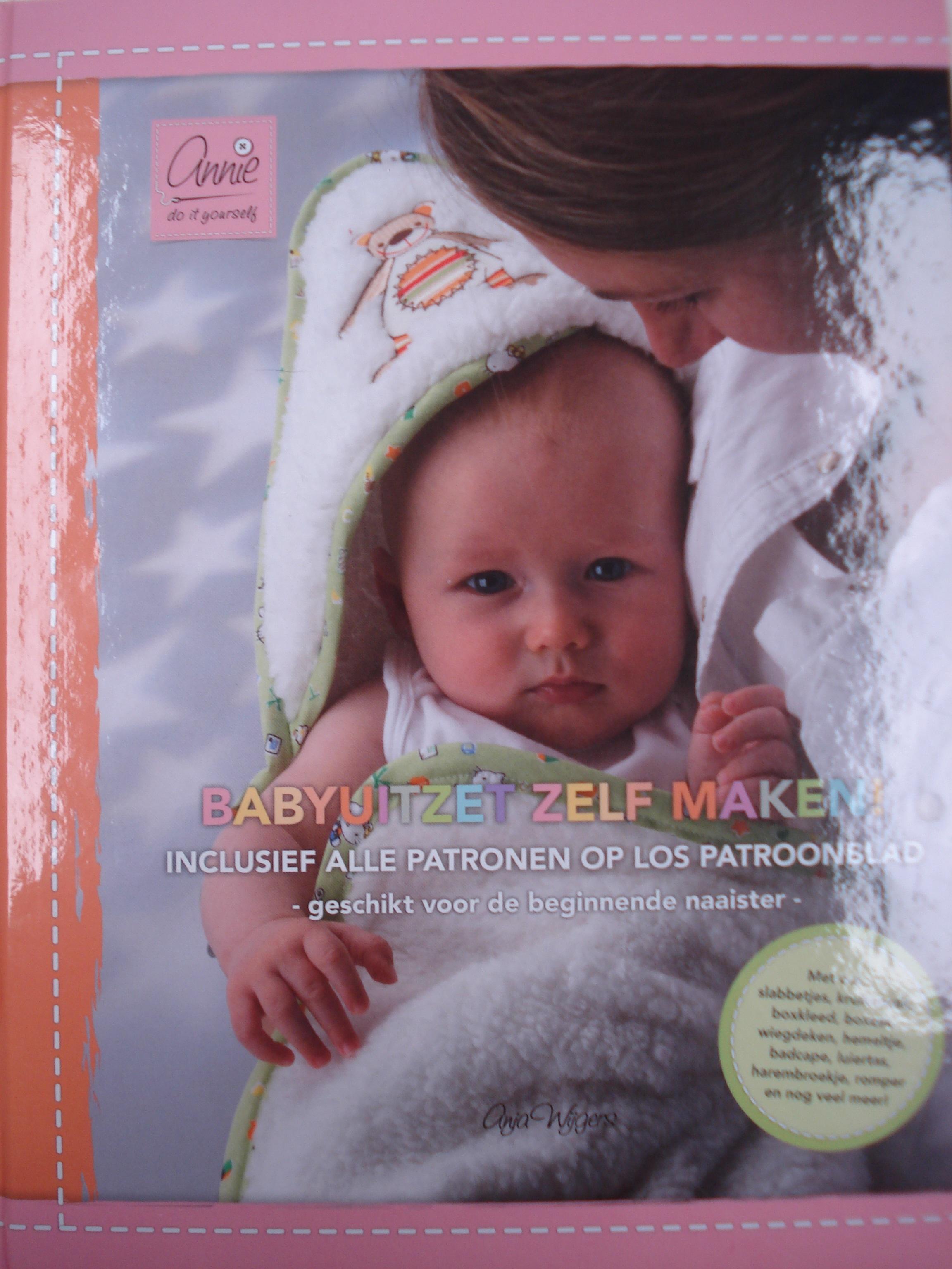 Babyuitzet zelf maken! Deel 1 Hardcover