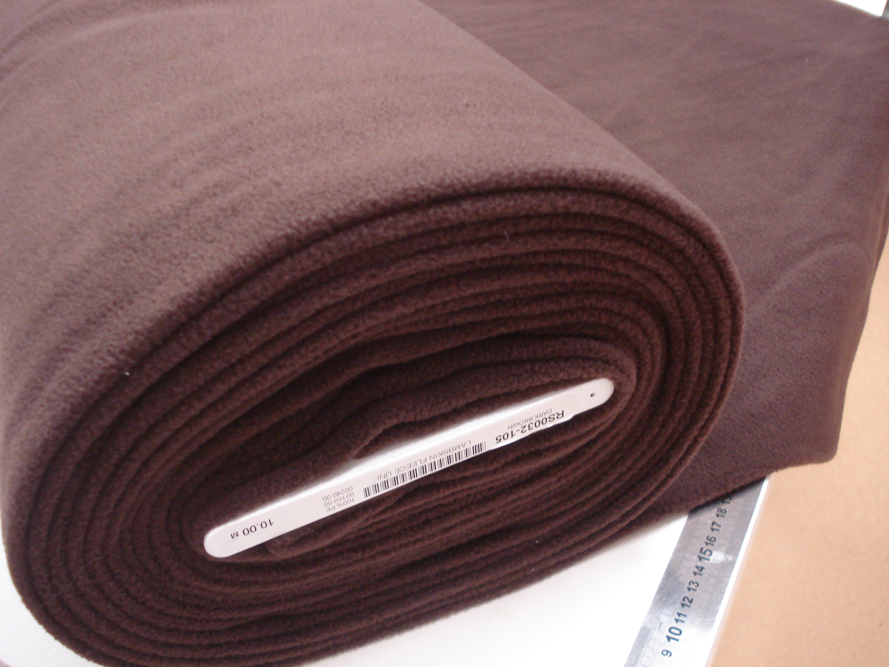 Fleece - bruin