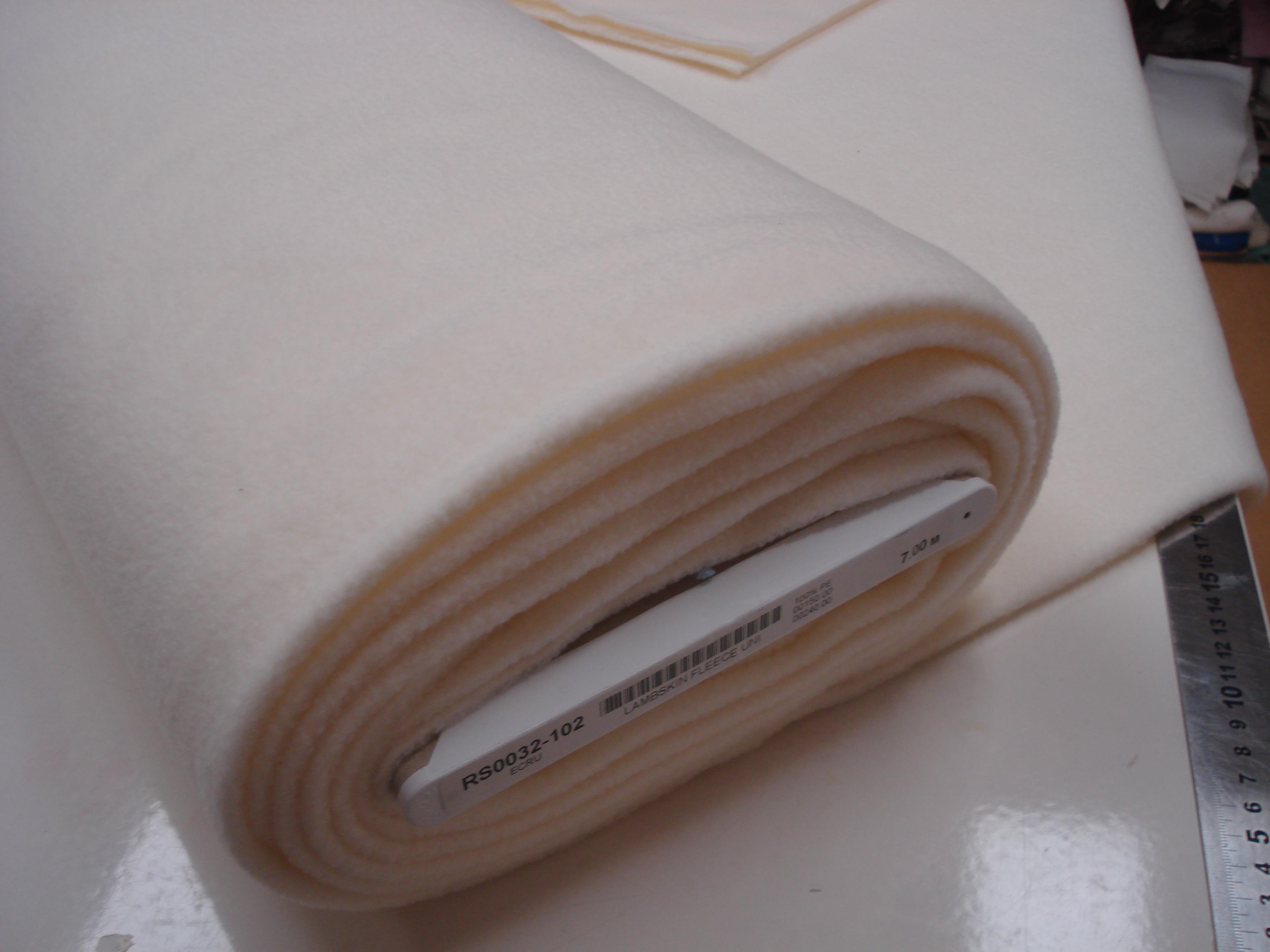 Fleece - ecru