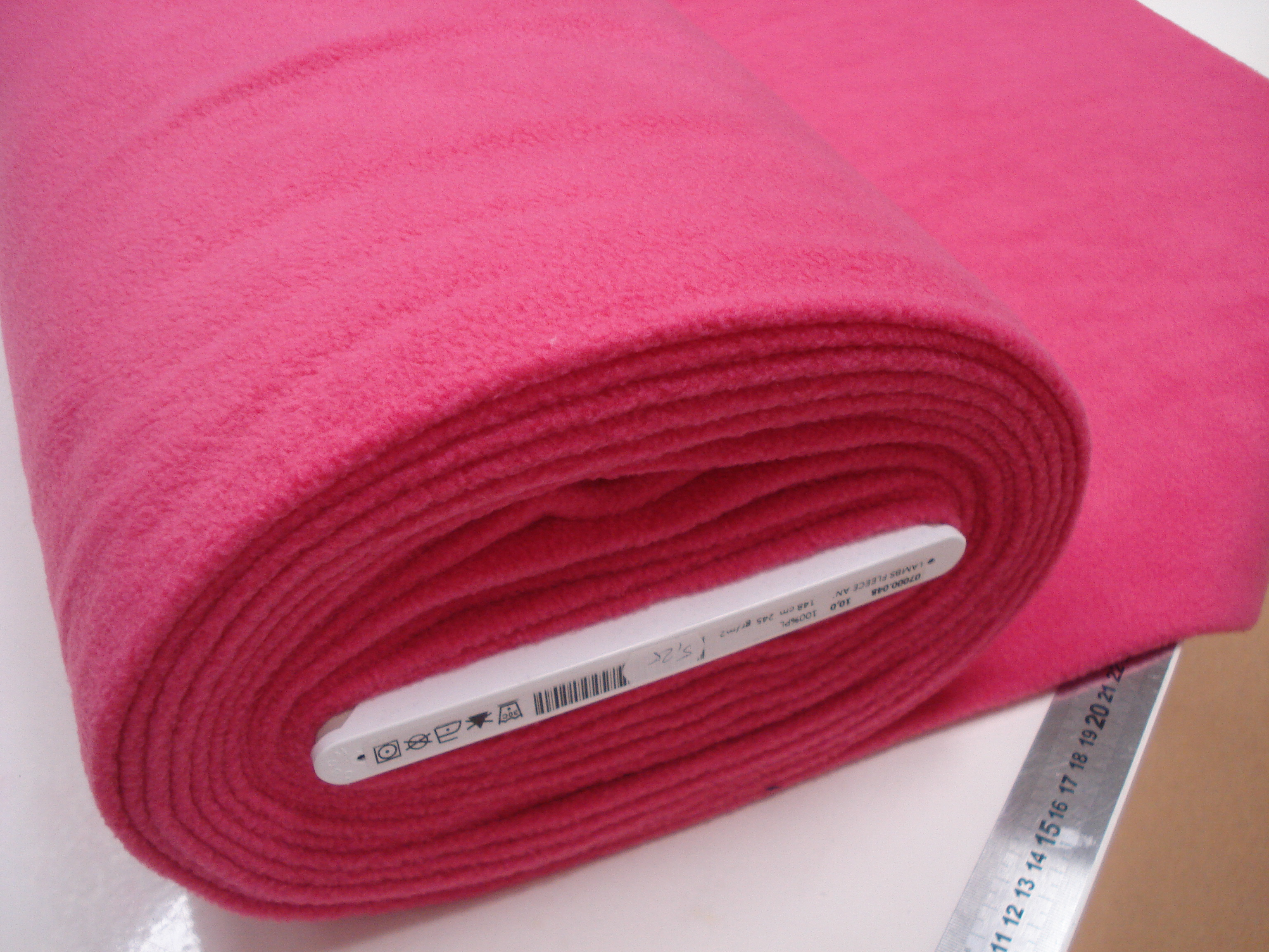 Fleece - fuchsia