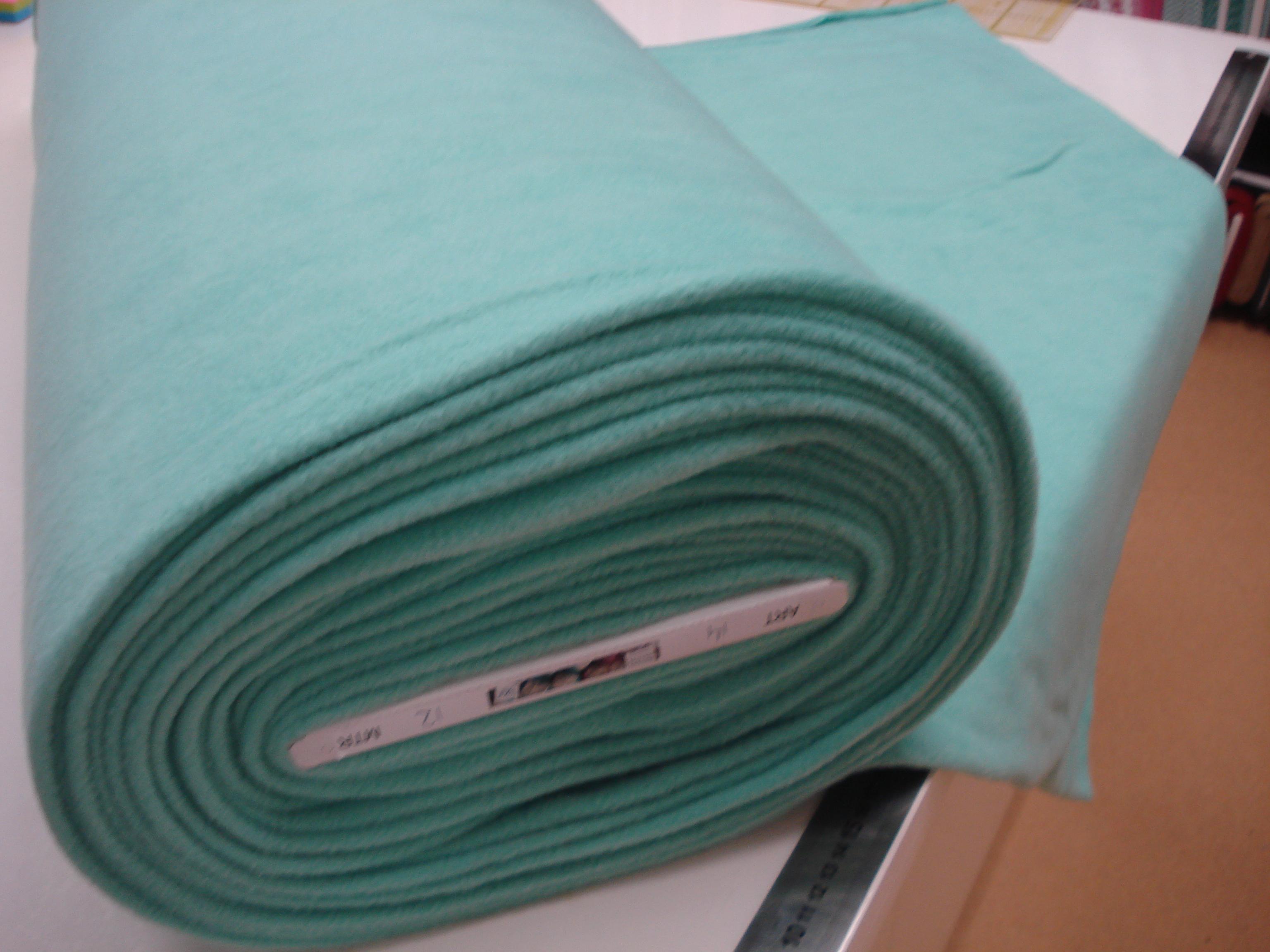 Fleece - groen
