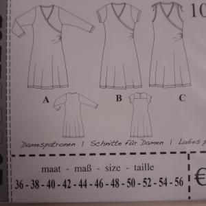 It's a fits Patroon nr.1059