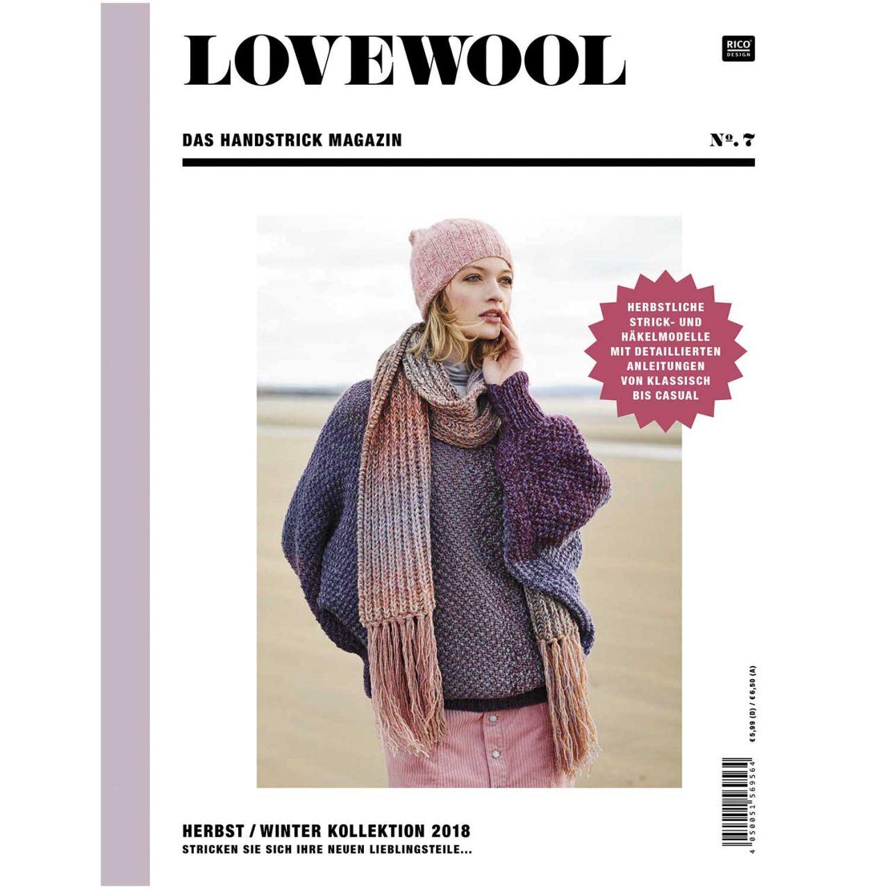 Love Wool nr.7 Rico