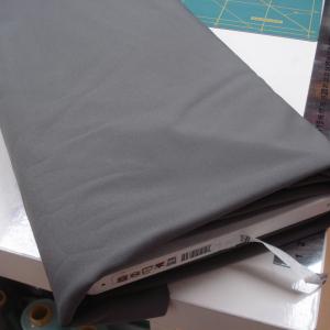 Softshell effen grijs €12,96 p/m