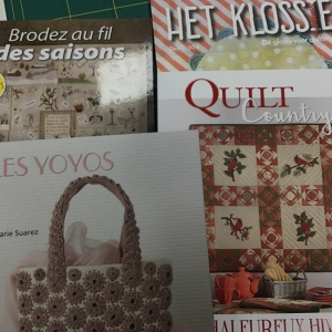boeken quilten