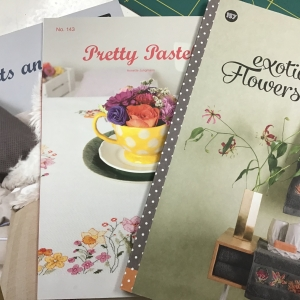 boeken borduren