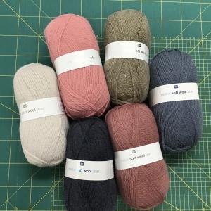 Rico Creative soft wool