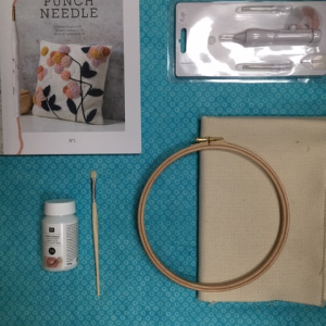 Punch needle start-pakket 1