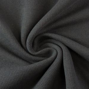4199-69 cotton knitted zwart