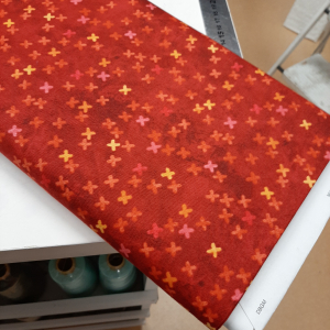 X's and O's by Deborah Edwards for Northcoth Fabrics 22518-24