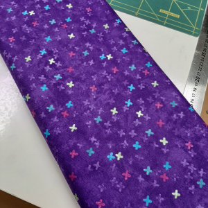 X's and O's by Deborah Edwards for Northcoth Fabrics 22518-86