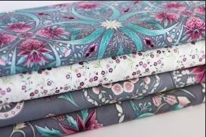 The Textilepantry Fabrics