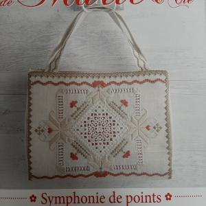 Les Broderies de Marie et Sie Symphonie de points nr.8