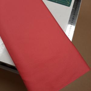 Gekleurd katoen 110gr/m2 Koraal 69 €6,00 p/m