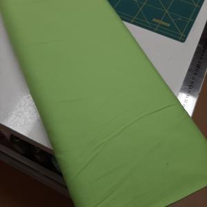 Gekleurd katoen 110gr/m2 Neon groen 16 €6,00 p/m