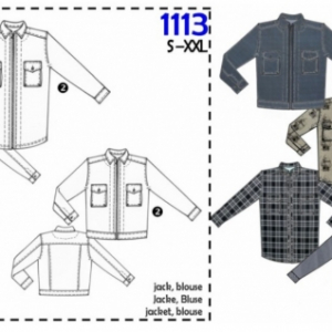 naaipatroon 1113