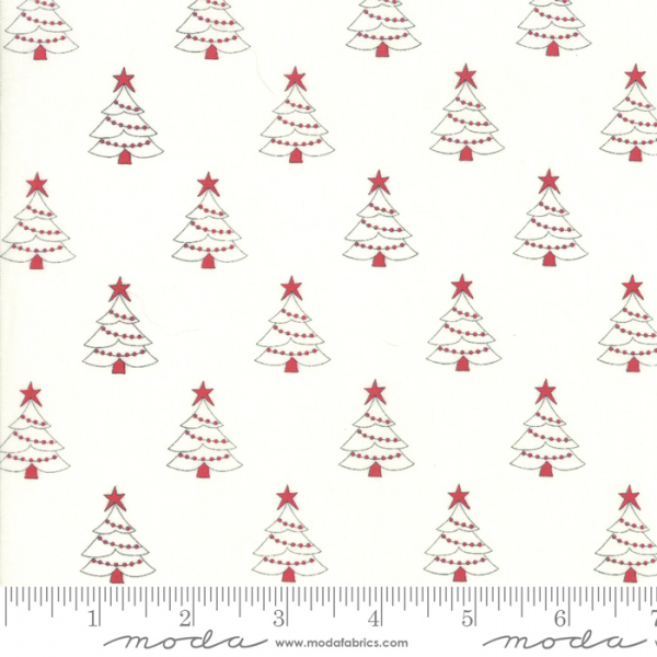 Country Christmas by Bunnyhill Designs by Moda 2961-11