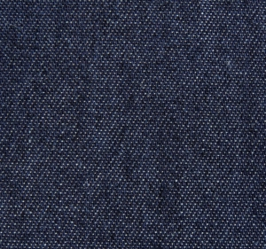 Katoenen jeans fully comed and merstized dark