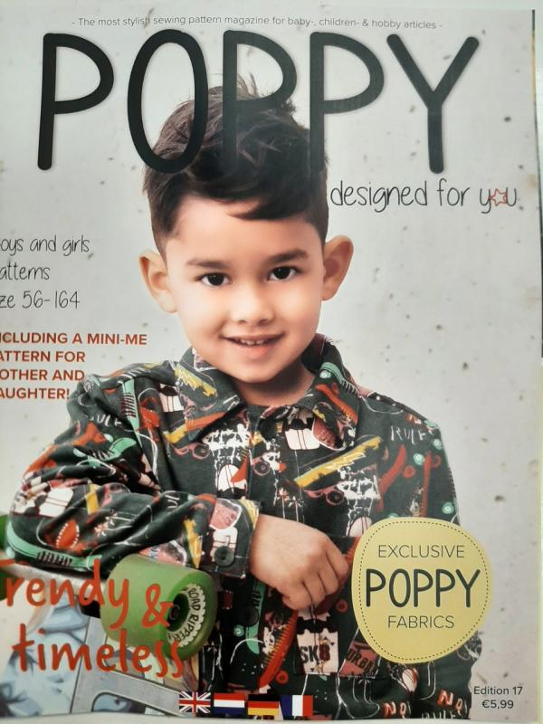 Poppy Designed for you editie 17 najaar 2021